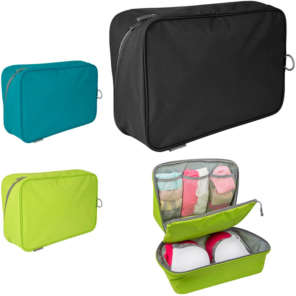 1 Pc Packing Cube Multi Purpose Storage Travel Bag Luggage Organizer Travelon !