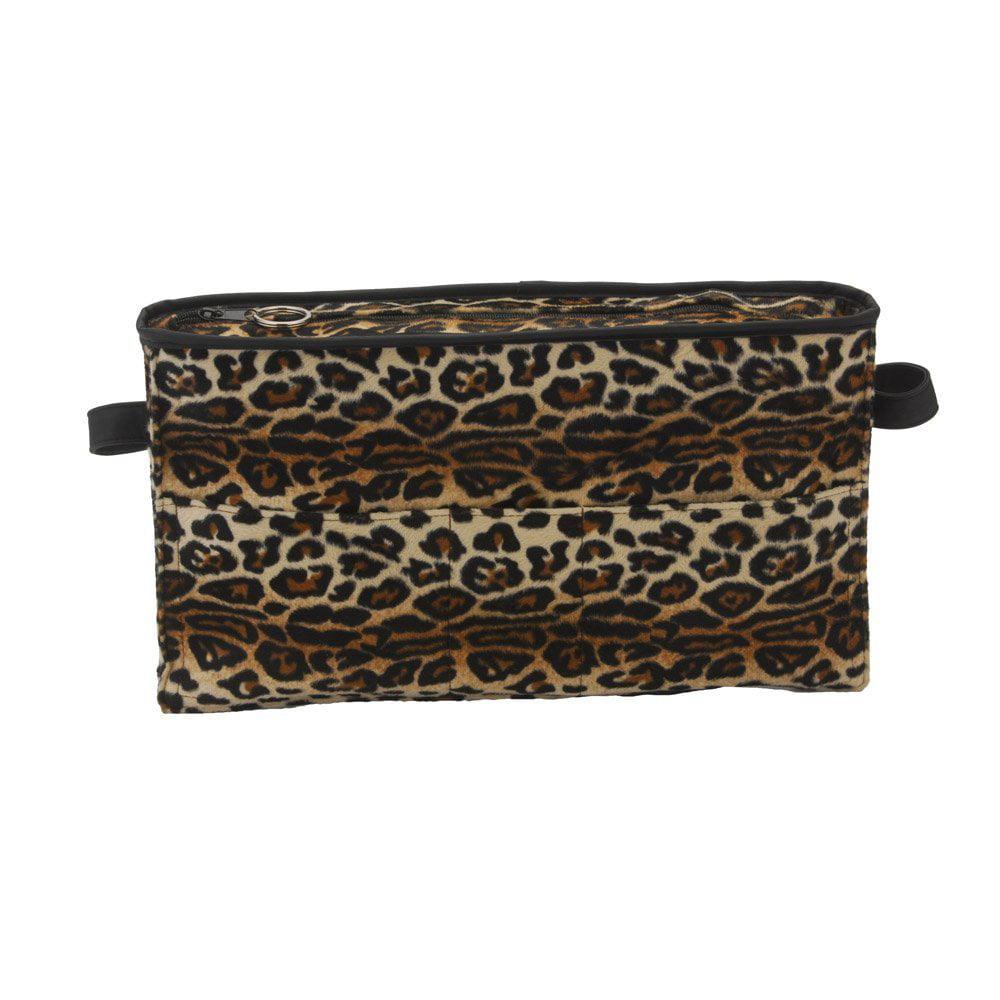 Universal Walker Bag, Leopard Diva, 1 Pound, Nova,Ultimate Walker Bag, Leopard By NOVA Medical Products