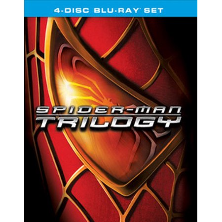 Spider-Man Trilogy (Blu-ray) (Man With No Name Trilogy Blu Ray)