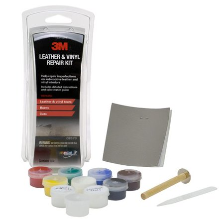 - 3M Leather and Vinyl Repair Kit