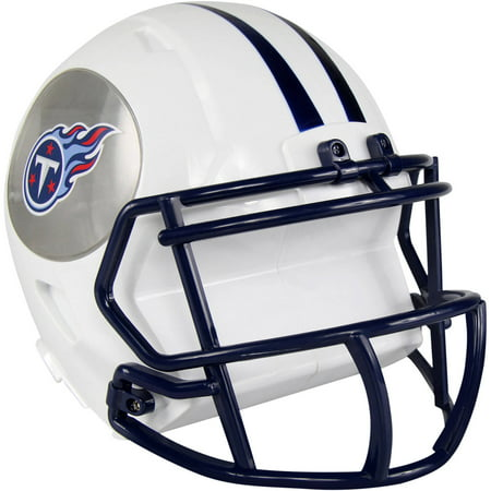 (Forever Collectibles NFL Mini Helmet Bank, Tennessee Titans)