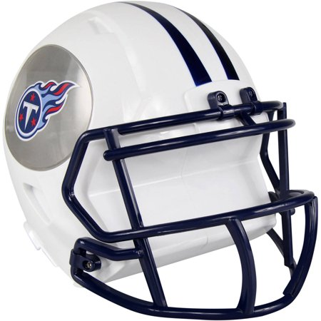 Nfl Mini Helmet - Forever Collectibles NFL Mini Helmet Bank, Tennessee Titans