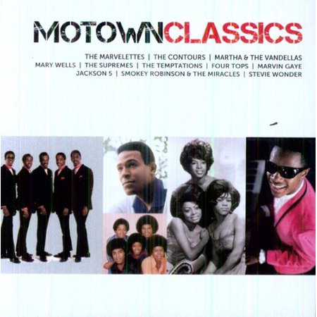 Motown Early Classics Import (Icon Series: Motown Classics)