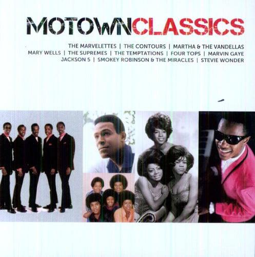 Icon Series: Motown Classics (CD)