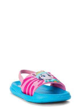 Nickelodeon Paw Patrol Slide Sandal (Toddler Girls)