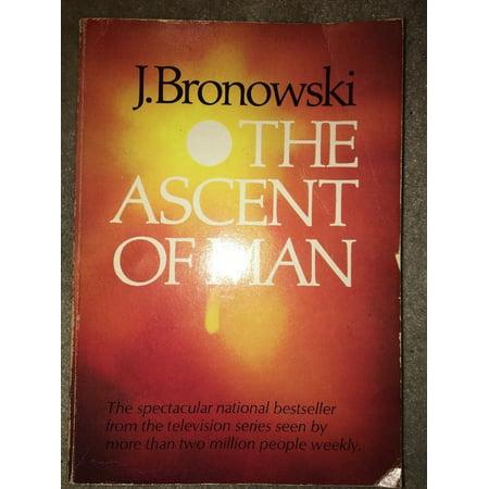 The Ascent of Man By : J. Bronowski (1973, Paperback) (3996) ()