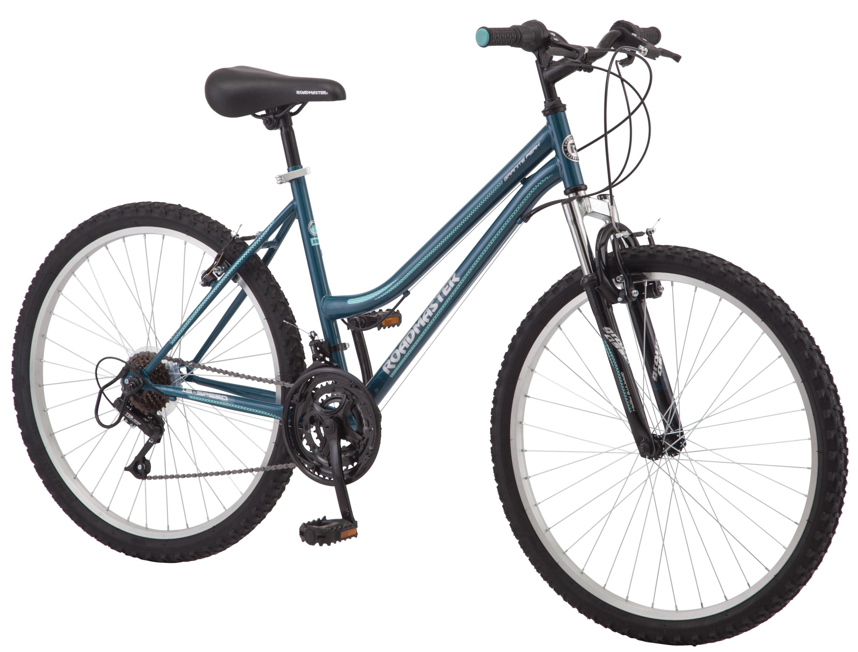 "Womens 26/"" Roadmaster Granite Peak Blue Speed Bicycle Sport Ride Mountain Bike"
