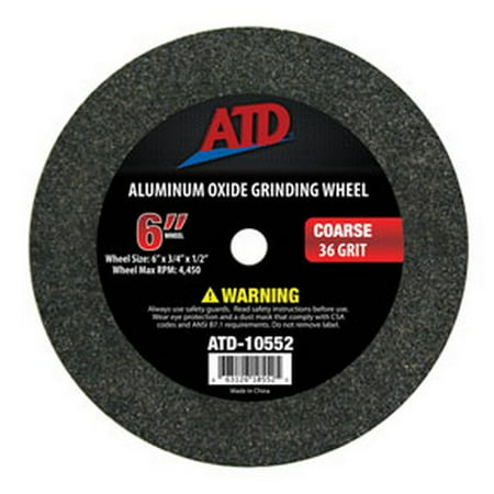 Coarse Grinding Plate (ATD Tools 10552 Replacement 6
