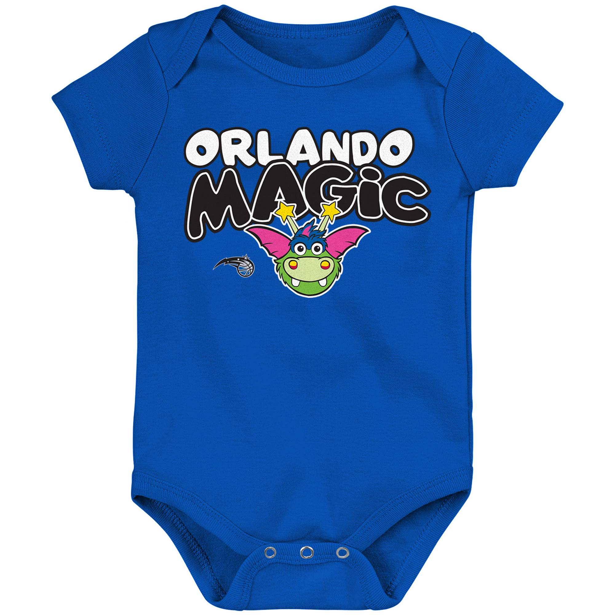 Orlando Magic Infant Bubble Letter Bodysuit - Blue