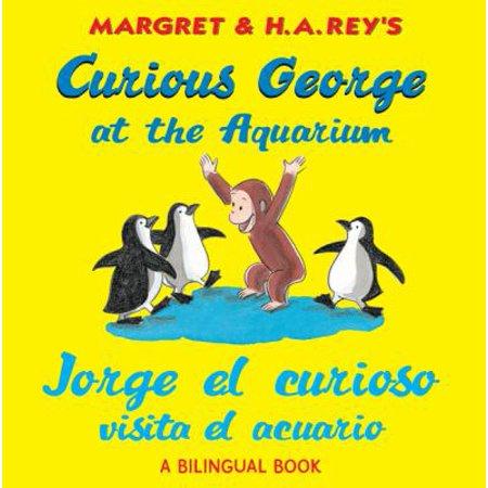 Curious George At The Aquarium   Jorge El Curioso Visita El Acuario