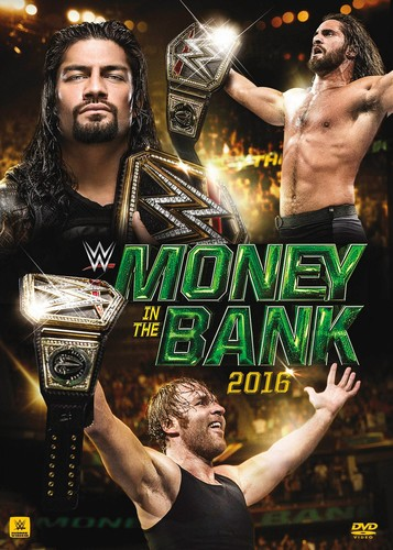 WWE: Money In The Bank (2016) by WARNER HOME VIDEO