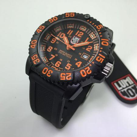 Men's Luminox Navy SEAL Colormark Diver's Watch Set A.3059