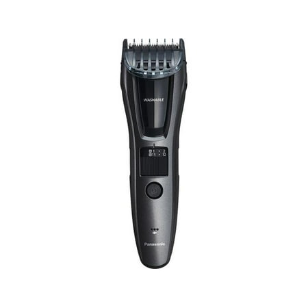 Panasonic ER-GB60-S Men's Electric Beard, Mustache and Hair Trimmer with Two Comb - Mustache And Beards