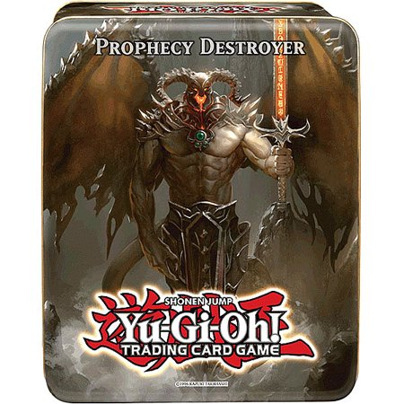 - YuGiOh 2012 Collector Tin Prophecy Destroyer Collector Tin