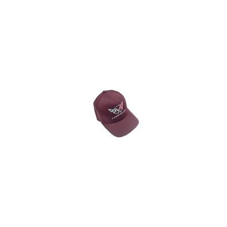Eckler's Premier  Products 25-190683 Corvette C5 Cap, Anniversary Red