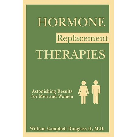 - Hormone Replacement Therapies
