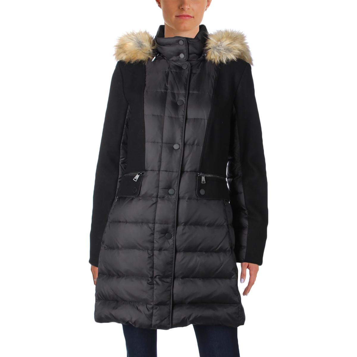1 Madison Expedition Womens Pinot Quilted Down Feather Filled Parka by 1 Madison Expedition