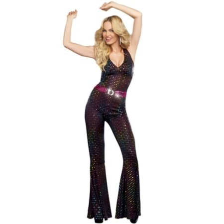 Disco Doll Women's Adult Halloween - Doll Adult Costume