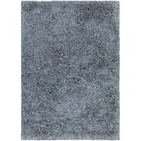 Chandra Rugs VEG4050-79106 Vega 8' x 11' Rectangle Synthetic Hand Woven Solid Ar