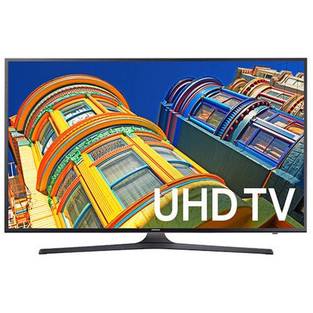 Samsung 50  Class 4K  2160P  Smart Led Tv  4K X 2K   Un50ku6300
