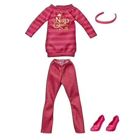 Who Is The Disney Princess Aurora (Disney Princess Comfy Squad Fashion Pack for Aurora Doll, Clothes for Disney Fashion Doll Inspired by