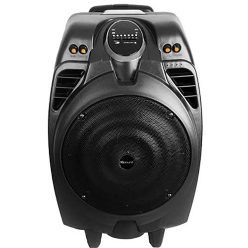 "SuperSonic 8"" Rechargeable Bluetooth DJ Speaker"