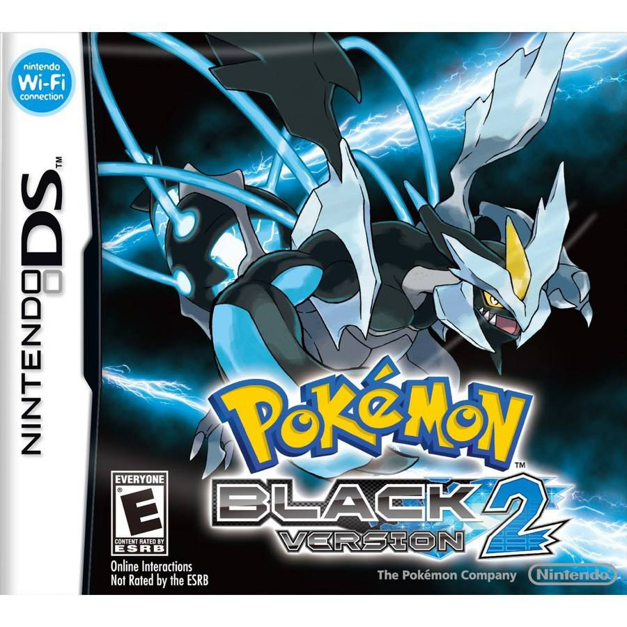 Pokemon Black Version 2 (DS)