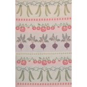 Mierco Beets and Beans Swedish Jacquard Tea Towel (Set of 2)