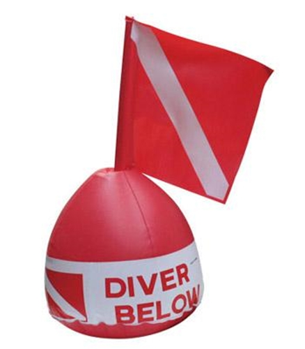 IST SB1 Surface Marker With Dive Flag