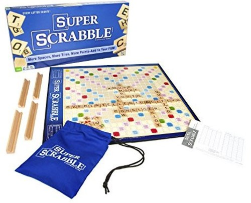 Super Scrabble by Winning Moves