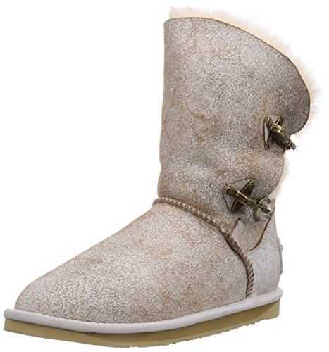 Australia Luxe Collective Kid's Cosy Tall Boot, Chestnut, 3 M US Little Kid