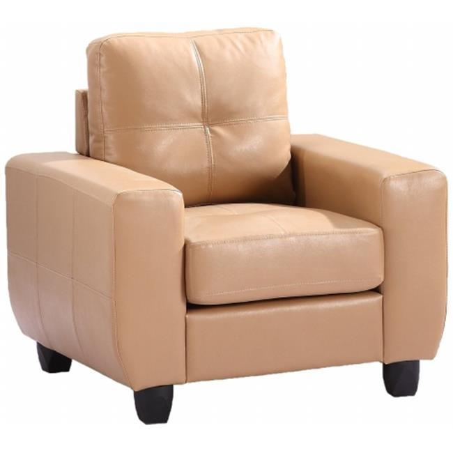 Nova Furniture Group NF201-AC Armless Chair, Tan