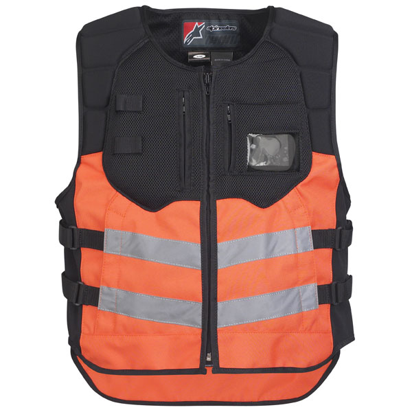 Alpinestars Stealth Vest Orange