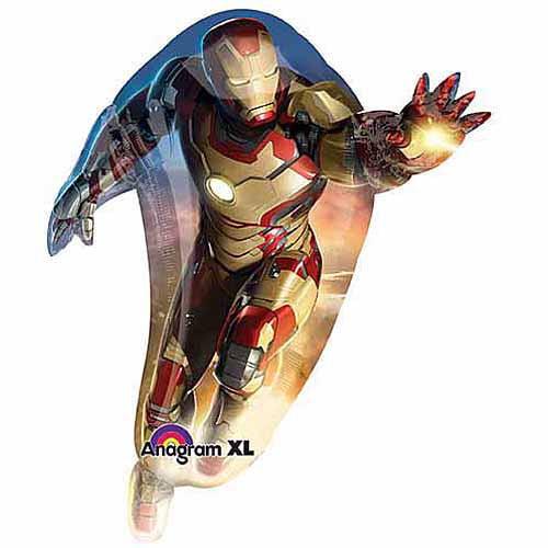 """Iron Man Foil Balloon 36"""""""