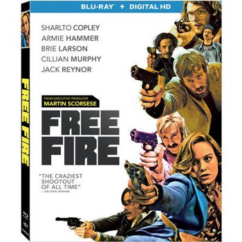 Free Fire on Blu-ray