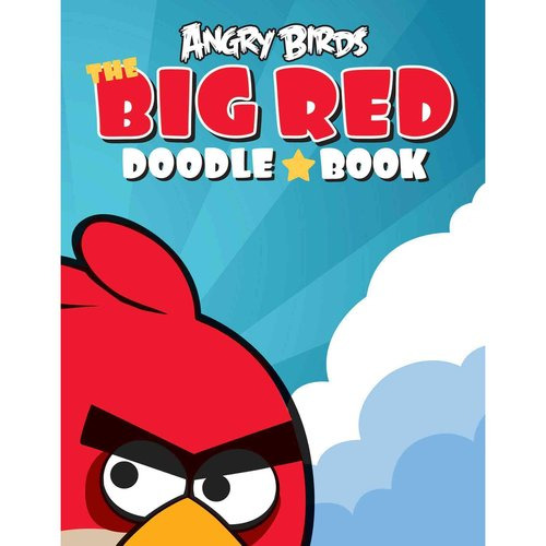 Angry Birds: The Big Red Doodle Book