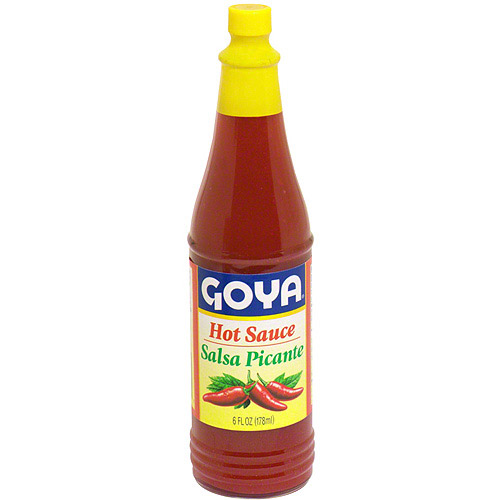 Goya Hot Sauce, 6 oz (Pack of 24) by Generic