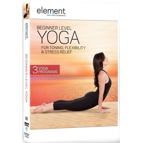 Element: Beginner Level Yoga for Toning Stress Relief & Flexibility (DVD) by Startz/Anchor Bay