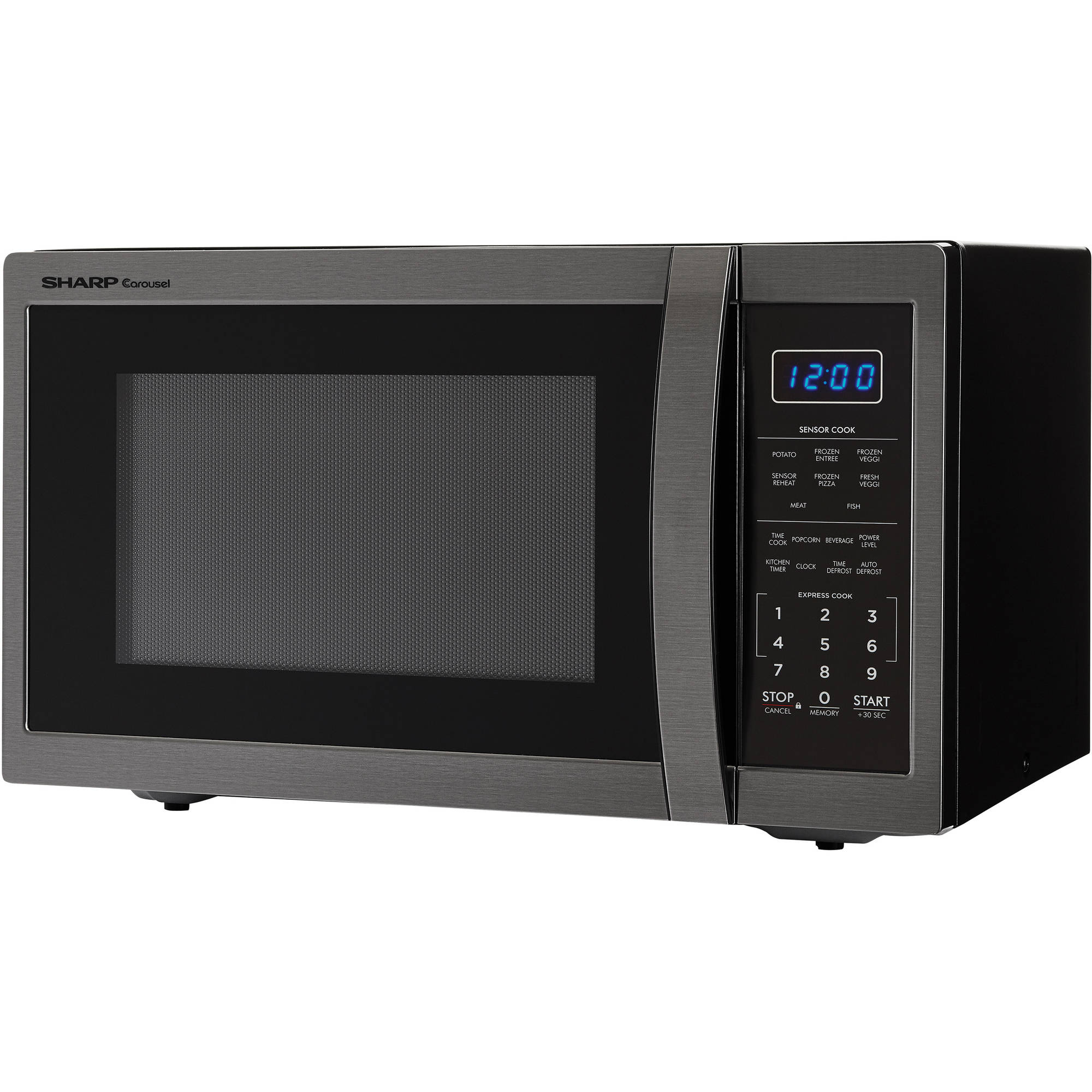 Stainless Interior Microwave Sharp Drawer Microwave 30 20l Manual Control Microwave With