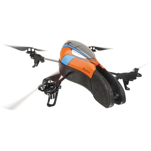 Parrot Pf721002 Parrot Ar.drone 2.0 Orange & Blue