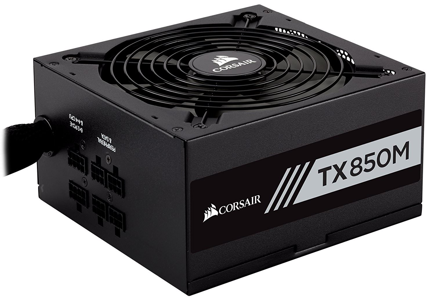 CORSAIR TX Series TX850M 850W 80+ Gold Modular Power Supply CP-9020130-NA by Corsair