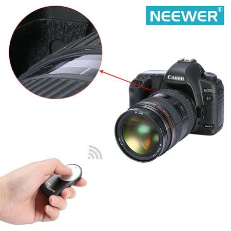 - Neewer IR Wireless Shutter Release Remote Control for Canon EOS 60D 70D 7D Rebel T5i, T4i, T3i, T2i, T1i, XSi, Xti, XT, SL1 / 700D 650D 600D 550D 500D 450D 400D 350D 100D