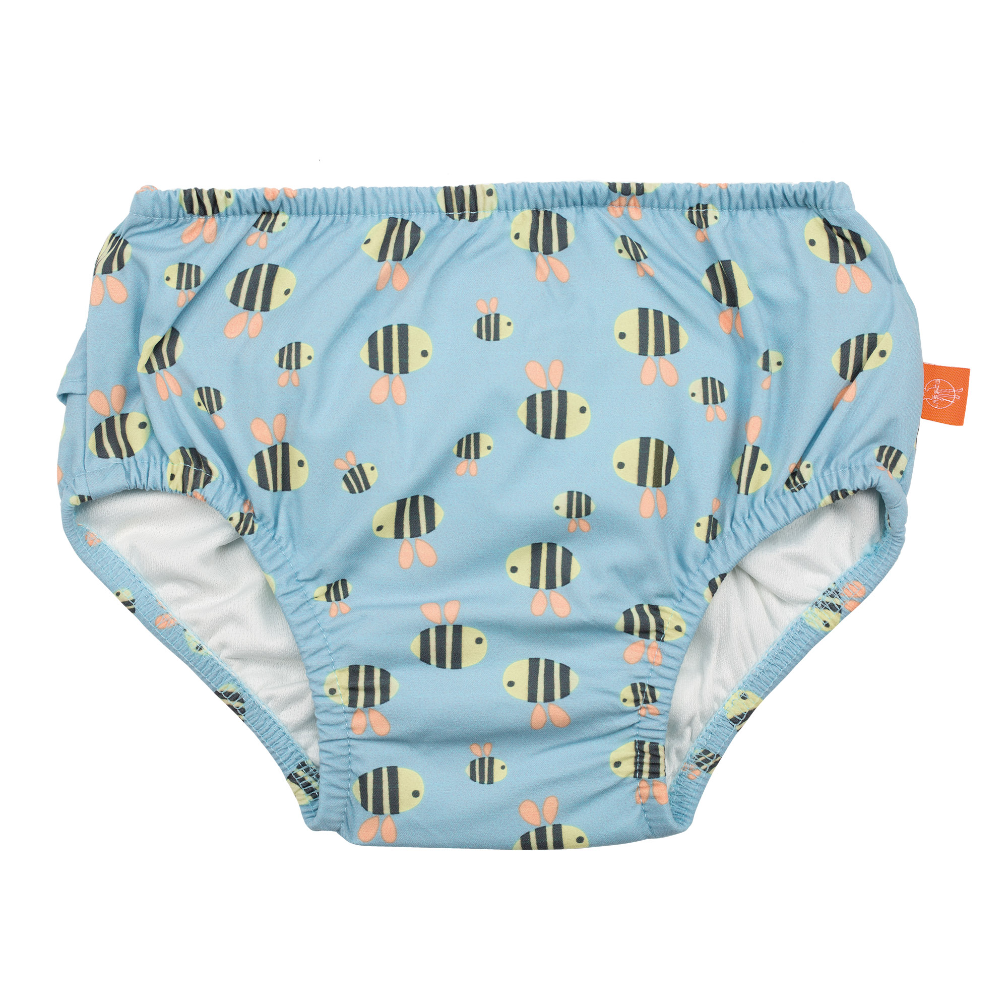 Swim Diaper - Bumble Bee 18 mo.