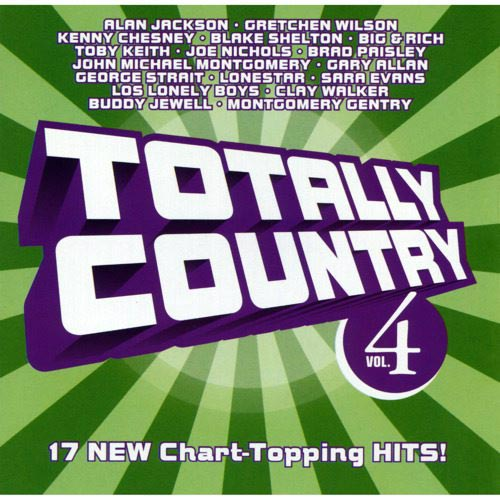 Totally Country, Vol.4