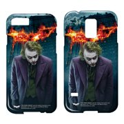 Dark Knight Trilogy Agent Of Chaos Phone Case Barely There (Samsung Galaxy S5)