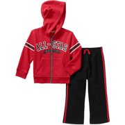 Ht Tb 2pc Casual Fleece Set
