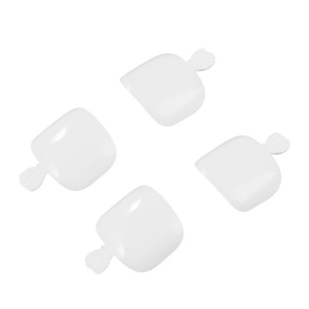 500Pcs Fake Toenail Tips Set Full Cover False Toe Nail Tips for DIY Nail Art & Manicure Salons 12 Sizes](Pinterest Diy Halloween Nails)