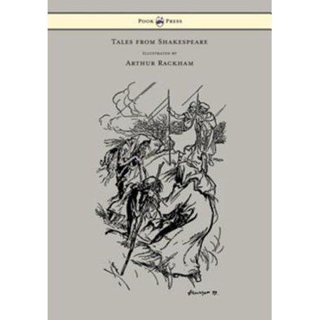 Tales from Shakespeare - Illustrated by Arthur Rackham - - William Arthur Envelopes