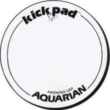 Aquarian KP1 Single Bass Drum Kick Pad by Aquarian