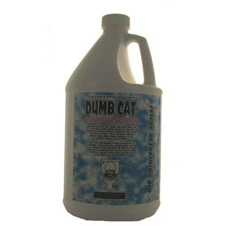 Dumb Cat Anti Marking Amp Cat Spray Remover 128 Fl Oz